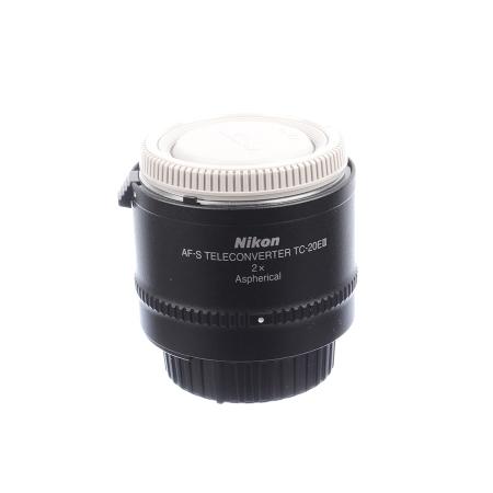 Nikon AF-S Teleconvertor 2X TC-20E III - SH7398-4