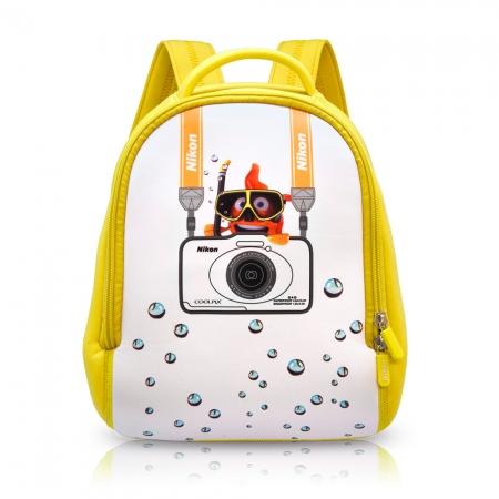Nikon CS-L0611 galben - rucsac pentru S30