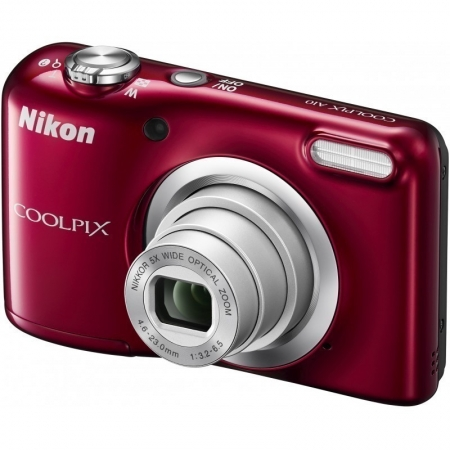 Nikon Coolpix A10 - Rosu
