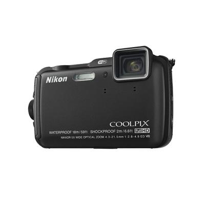 Nikon Coolpix AW120 negru - RS125011078