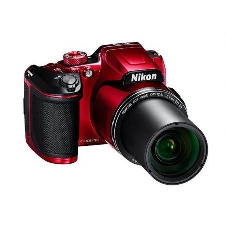 Nikon Coolpix B500 rosu