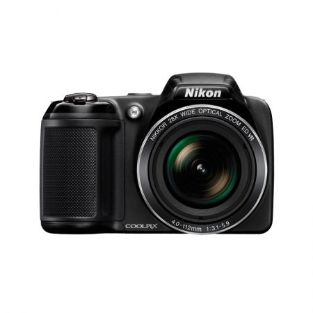 Nikon Coolpix L340 - negru