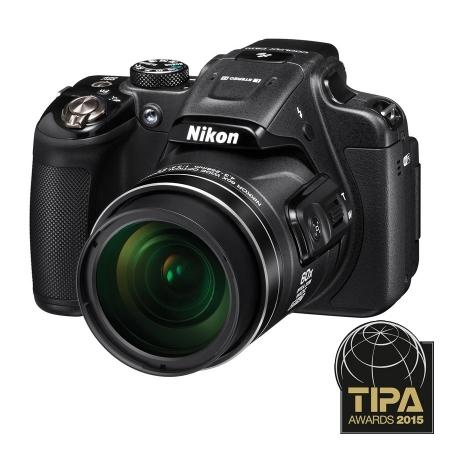 Nikon Coolpix P610 negru
