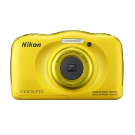Nikon Coolpix S33 - galben
