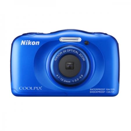 Nikon Coolpix S33 - albastru