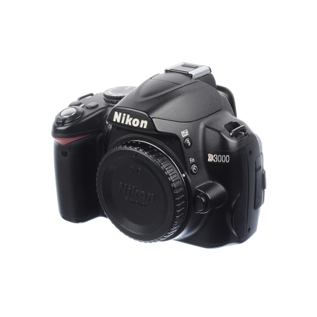 Nikon D3000 body - SH7514-2