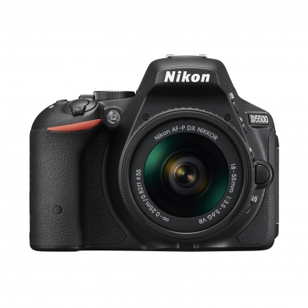 Nikon D5500 Kit AF-P 18-55mm VR  Negru RS125026089