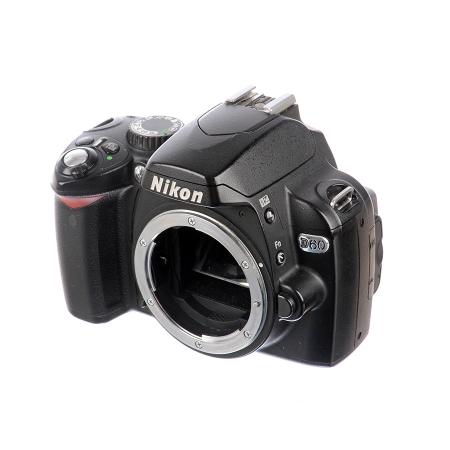 Nikon D60 body - SH6788