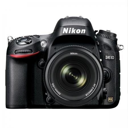 Nikon D610 Kit 50mm f/1.8G