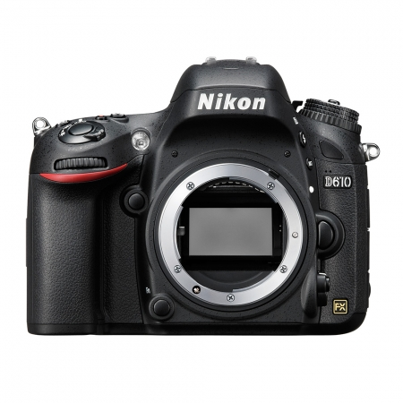 Nikon D610 body - RS125007972
