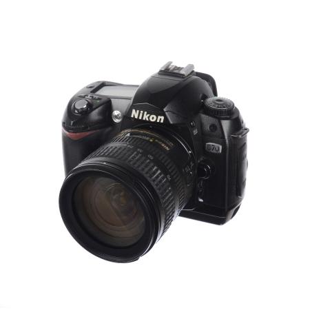 Nikon D70 + 18-70mm + Geanta - SH6722