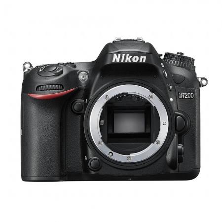 Nikon D7200 - Body - RS125017590-2