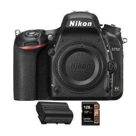 Nikon D750 Fatbox