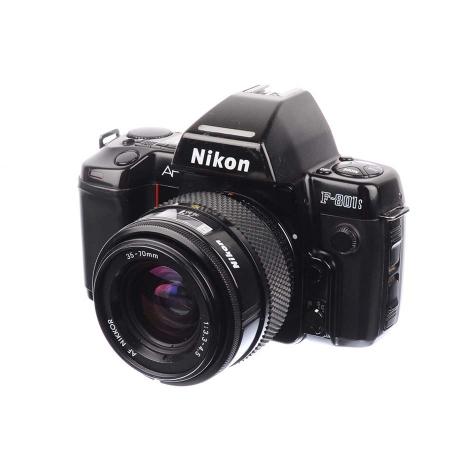 Nikon F-801S + Nikon 35-70mm f/3.3-4.5 - SH7531-5