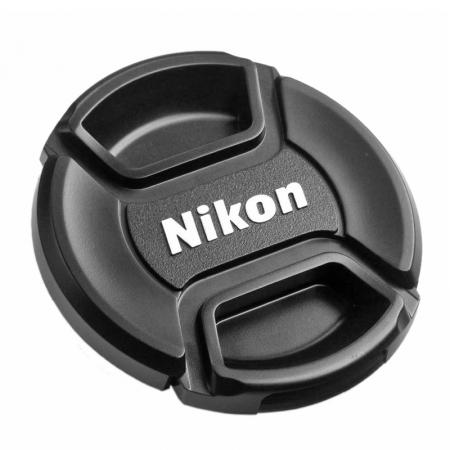 Nikon LC-58 - capac obiectiv diametru 58mm
