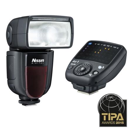 Nissin Air 1 Nikon i-TTL - kit Di700A cu transmitator Air 1