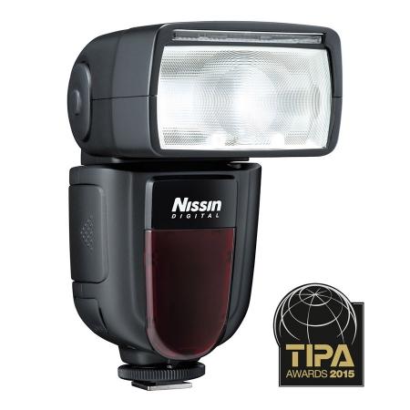 Nissin Di700A wireless Nikon i-TTL RS125017604