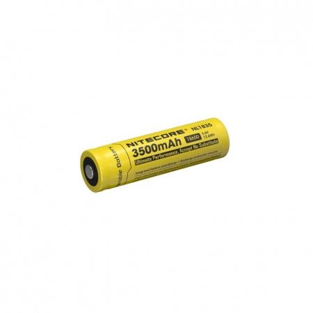 Nitecore Acumulator 18650 Li-Ion 3500 mAh NL1835 cu PCB