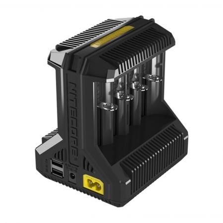 Nitecore Intellicharger I8 - Incarcator universal