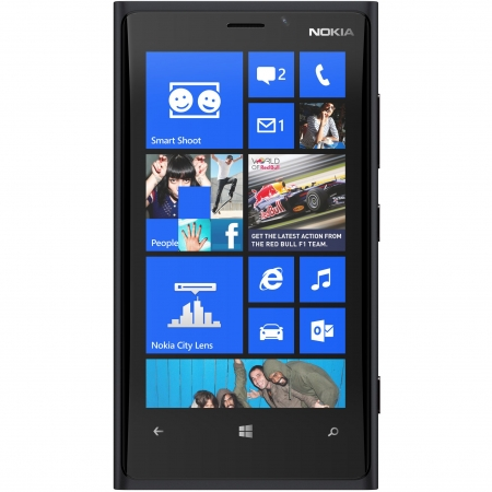 Nokia Lumia 920 negru - RS125024127-6