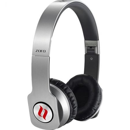 Noontec Zoro - Casti Audio Stereo Over Ear cu Microfon, Gri