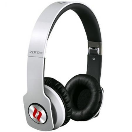 Noontec Zoro HD MF3120(W) - casti over ear cu microfon - alb
