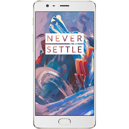 ONEPLUS 3T Dual Sim 64GB LTE 4G Auriu 6GB A3010 RS125033291-4