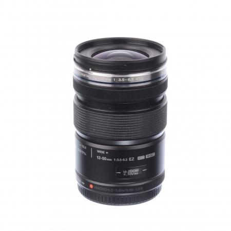 Olympus 12-50mm f/3.5-6.3 EZ ED - Micro 4/3 SH7566-3