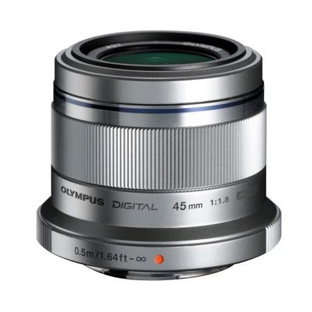 Olympus 45mm f1.8 silver - RS1044439