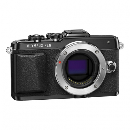 Olympus E-PL7 body - negru