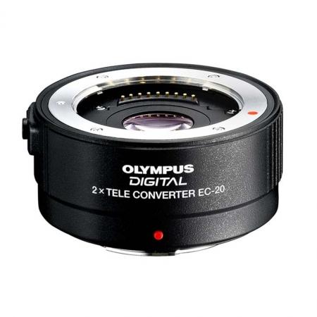 Olympus EC-20 Tele Converter 2x - teleconvertor pentru DSLR FourThirds