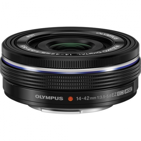 Olympus M.ZUIKO Digital ED 14‑42mm 3.5‑5.6 EZ pancake