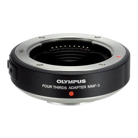 Olympus MMF-3 - adaptor Four Thirds - Micro Four Thirds