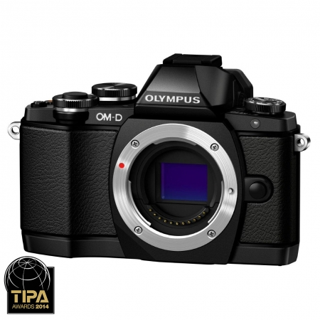 Olympus OM-D E-M10 Black Body - RS125010762