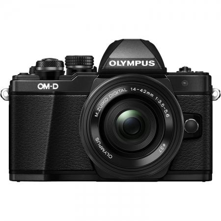 Olympus OM-D E-M10 Mark II 14-42 EZ Kit Black/Black RS125020462