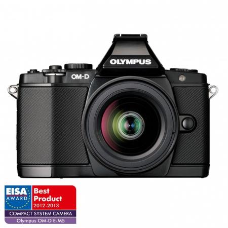 Olympus OM-D E-M5 negru kit 12-50mm f/3.5-6.3