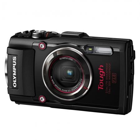 Olympus TG-4 negru RS125018100-2