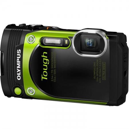 Olympus TG-870 Verde