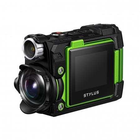 Olympus TG-Tracker verde