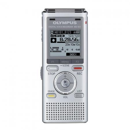Olympus WS-831 2GB argintiu - reportofon