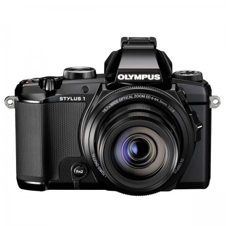 Olympus aparat foto compact Stylus 1 Negru - RS125008756