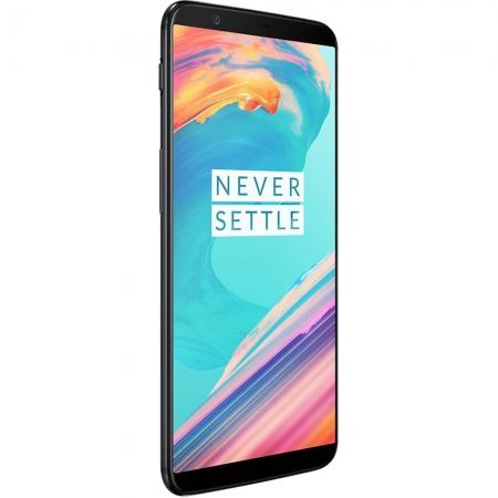 OnePlus 5T Dual Sim 64GB LTE 4G Negru 6GB RAM
