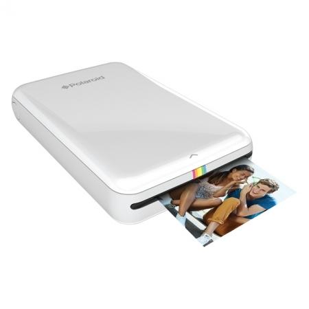 POLAROID Imprimanta Zip Instant + Hartie Foto Alb