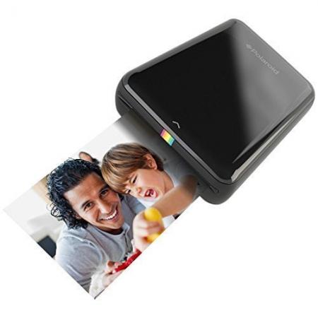 POLAROID Imprimanta Zip Instant + Hartie Foto Negru RS125026021-1