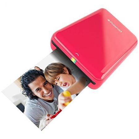 POLAROID Imprimanta Zip Instant + Hartie Foto Rosu RS125026022
