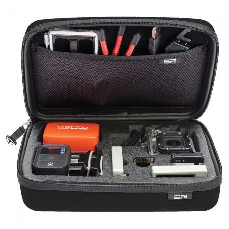 POV Case GoPro Small - geanta protectie si transport camere HERO