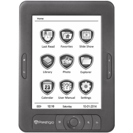 PRESTIGIO MultiReader Lumen PER3764BC -  E-Book Reader - RS125016372