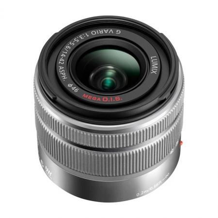 Panasonic 14-42mm f/3.5-5.6 II ASPH / MEGA O.I.S. 1