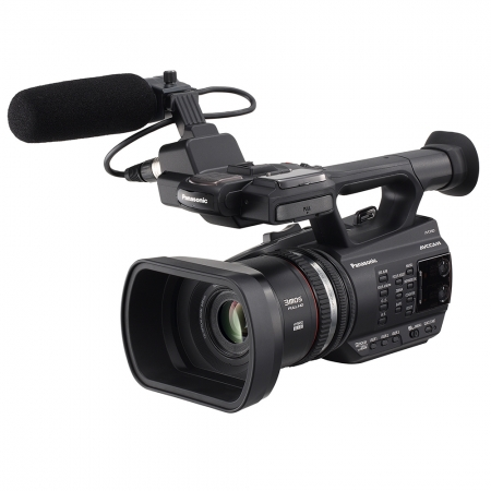 Panasonic AG-AC90A - camera video Full HD 3-MOS AVCCAM