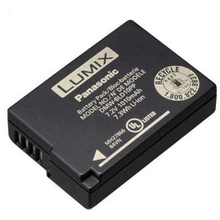 Panasonic Acumulator original tip DMW-BLD10E pentru DMC-GF2 / DMC-GX1 RS1041928